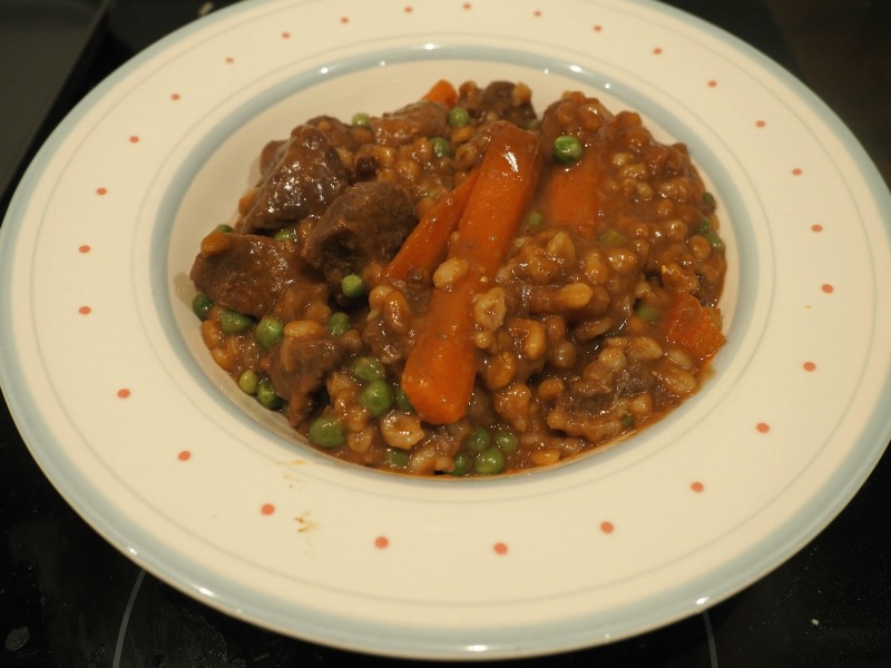 Warming and comforting, this frugal, veggie packed Beef and Barley Stew recipe is full of vitamins and nutrients to nourish you from the inside out.