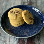 Never be more than 10 minutes away from hot, fresh cookies with my easy recipe for Slice and Bake Chocolate Chip Cookies. This recipe makes cookies with a lovely cake-y texture that keep well at in a sealed container at room temperature for 3 to 4 days. The logs of dough will keep in the fridge for 2 to 3 days chilled or freeze for up to one month.