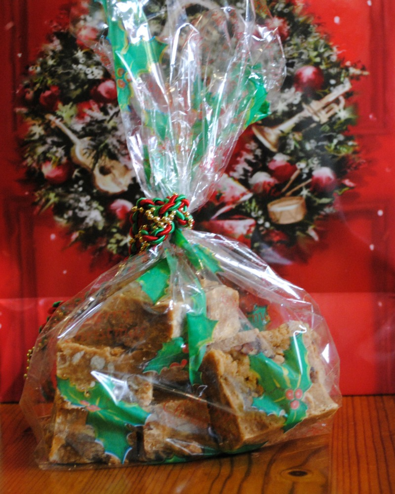 Complete your cookie tray with my Aunt Dorothy's delicious Butterscotch Squares, an easy, no-bake, vintage family recipe your family will love too!