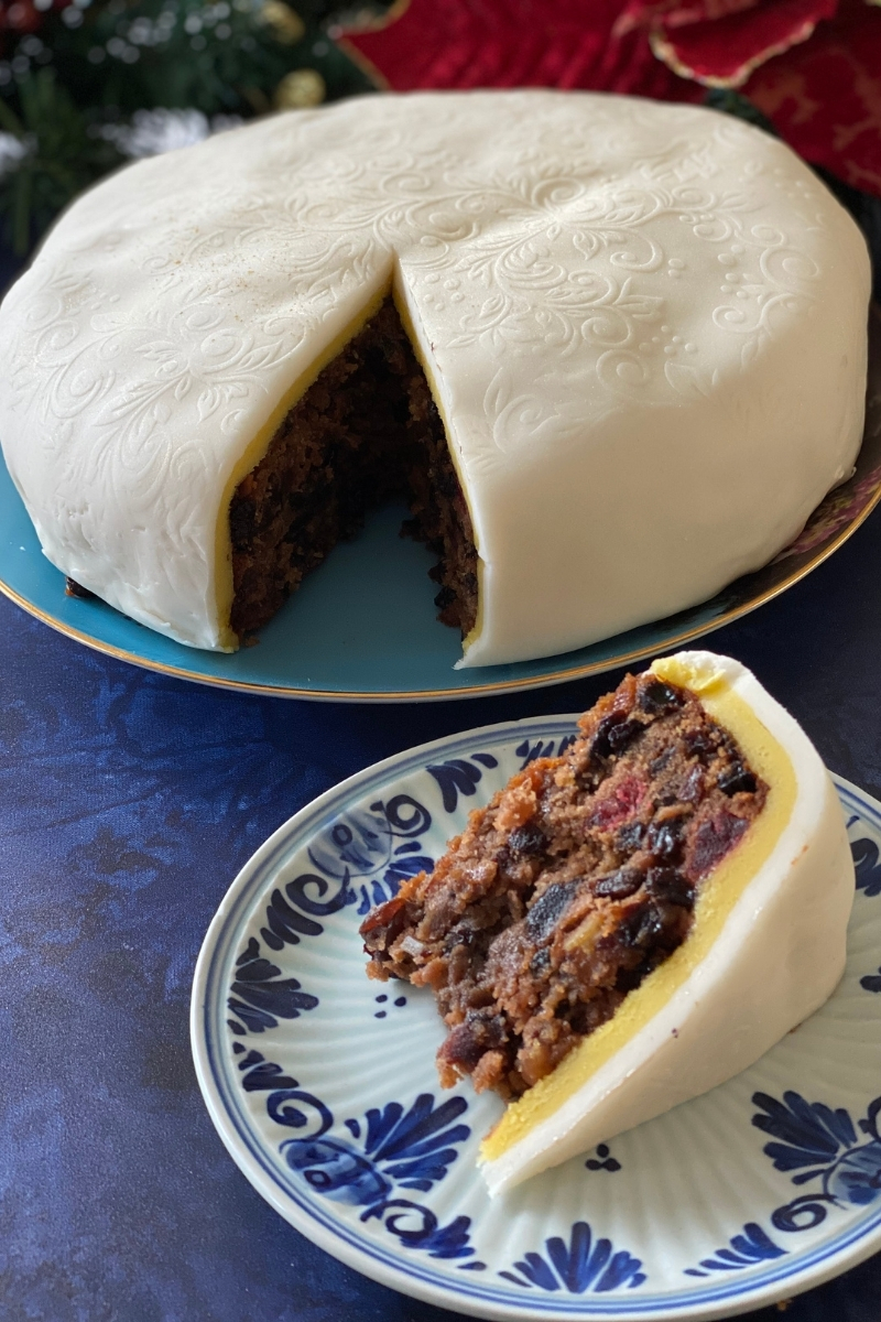 Old Fashioned Christmas Cake Recipe