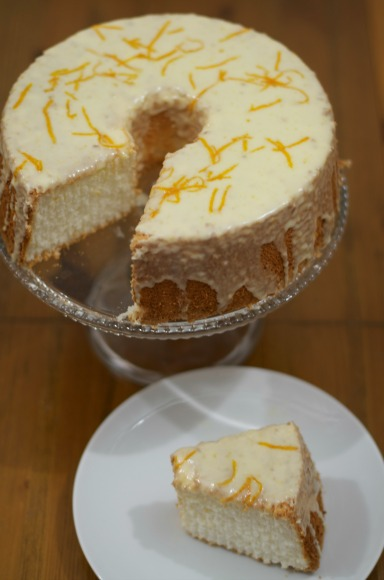 Angel Food Cake Without Bundt Pan