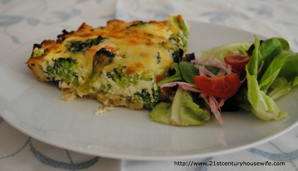 Crunchy French Bread Egg Pie