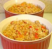54 Chili fried rice