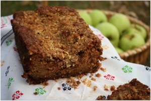 Apple Bread 2