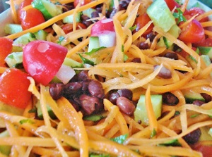 Black Bean Salad GF SCD