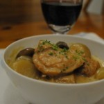 Slow Cooker Blanquette de Veau