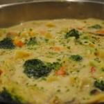 Vegetarian Pasta One Pot