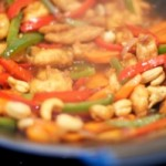 Chinese Chicken with Cashew Nuts: Chinese Food Made Easy