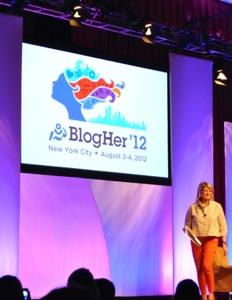 Martha Stewart Blogher