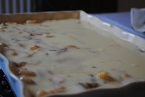 Moussaka Style Pasta Bake 4