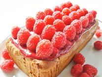 Raspberry Ripple Cake GF SCD