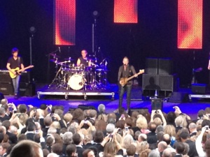 Sting at The Henley Festival