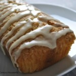 Triple Ginger Pound Cake Recipe