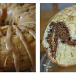 Cinnamon Dolce Latte Marble Cake