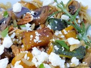 roasted veg orzo 2