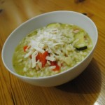 Easy Veggie Risotto