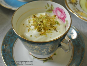 Turkish Delight Syllabub