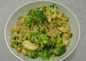 Brocconut Rice