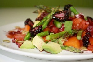 Chopped-Salad-with-Blackberries-300x199
