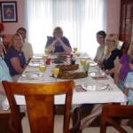 A Wonderful Family Brunch Featuring Lemon Blueberry Waffles