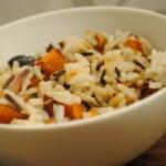 Butternut Rice