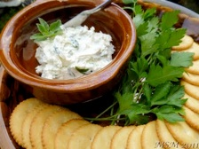 Greek herb spread 5