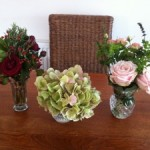 Gorgeous Floral Arrangements  and Some Wonderful Tips from the Green Parlour Flower School