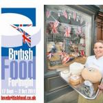 British Food Fortnight