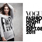 Fashion's Big Night Out is Back