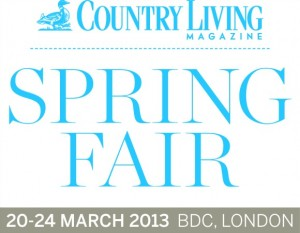 Country Living Spring Fair Logo