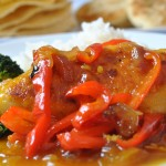 Curried Mango Chicken Recipe