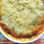 turkey & eggplant parmagiana casserole 2