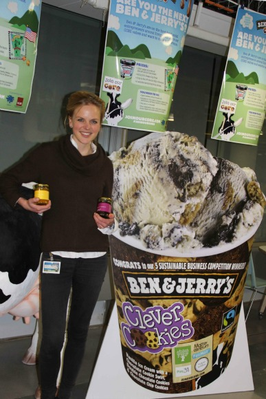 Photo courtesy of Ben & Jerry's