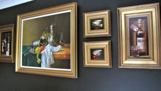 Tips for displaying artwork and paintings in your home