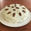 Old Fashioned Banana Cake, a delicious traditional banana nut cake everyone will love