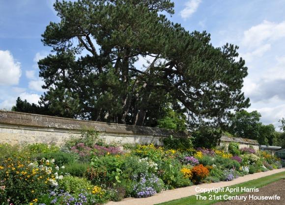 Oxford Botanic Garden Borders