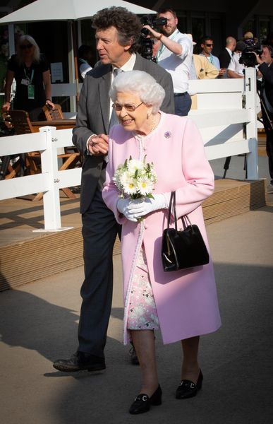 HM The Queen at The Chelsea Flower Show 2018 photo credit RHS / Suzanne Plunkett ©RHS