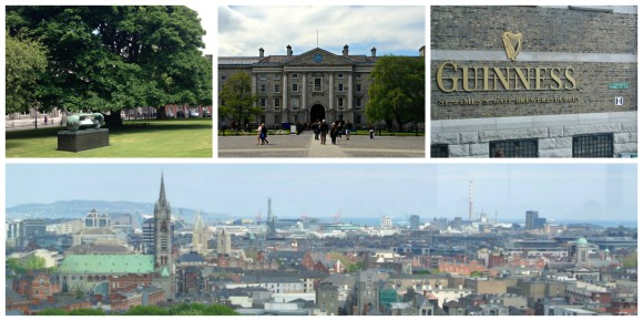 Dublin Collage