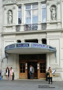 The Criterion Restaurant