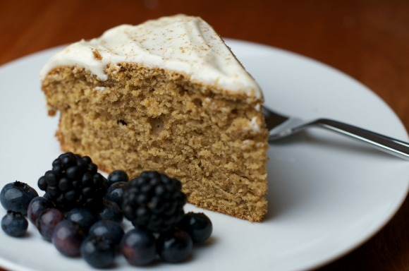 Auntie's Old Fashioned Spice Cake