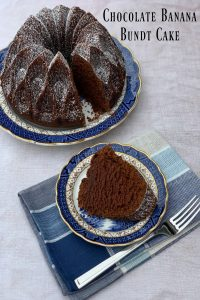 This no-fail Chocolate Banana Bundt Cake recipe is one of my family's favourite cakes. It's easy to make, perfect for any occasion, and always moist and delicious.