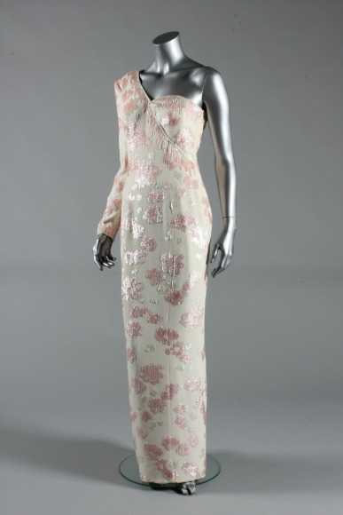 Princess Diana's Dress by Catherine Walker  Photograph courtesy of Historic Royal Palaces