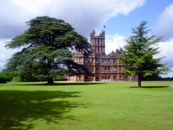 Photo copyright Highclere Castle Enterprises LLP 2013