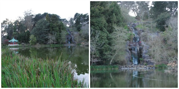 The 49 Mile Drive - San Francisco in a Day - Stow Lake, Golden Gate Park