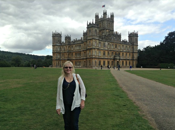 The 21st Century Housewife at Highclere Castle