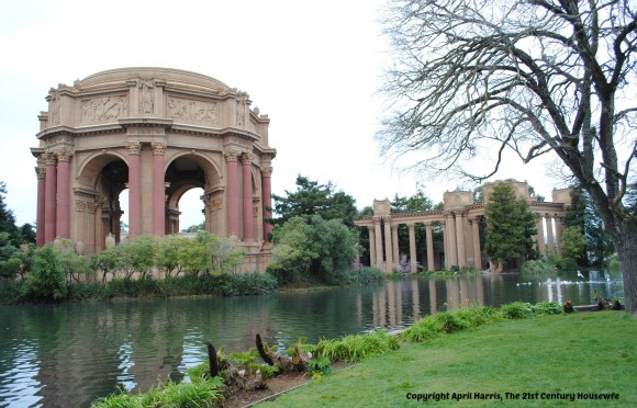 The 49 Mile Drive - San Francisco in a Day - The Palace of Fine Arts Theatre