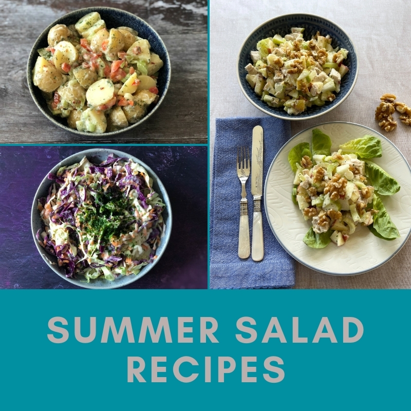 Don't miss these easy summer salads