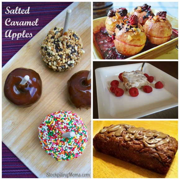 Hearth and Soul Apple Recipes Collage