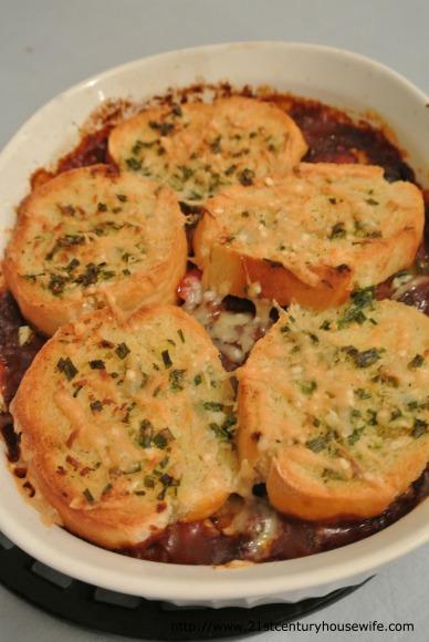 Mediterranean Beef Pot Pie