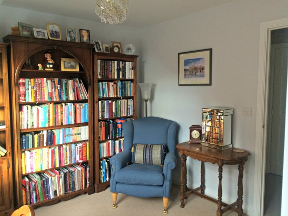 Decluttered Library